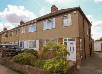 Glebe Avenue, Ickenham, Uxbridge UB10. 3 bed semi-detached house