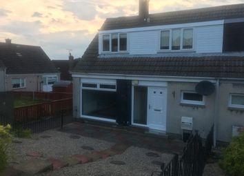 Thumbnail 2 bedroom end terrace house for sale in The Loan, Bo'ness, West Lothian