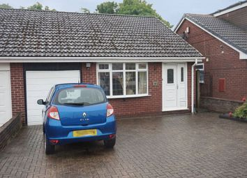 Thumbnail 2 bed semi-detached bungalow for sale in Fenpark Road, Fenton, Stoke-On-Trent, Staffordshire