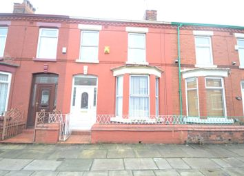 Thumbnail 3 bed terraced house for sale in Avondale Road, Wavertree, Liverpool