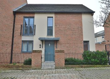 Thumbnail 3 bed end terrace house for sale in Samwell Lane, Upton, Northampton