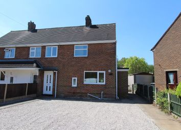 Thumbnail 3 bed semi-detached house for sale in Woodside Avenue, Nuthall, Nottingham