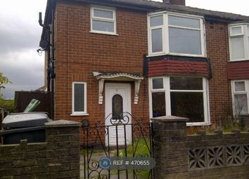 Thumbnail 3 bed semi-detached house to rent in Stephenson Avenue, Droylsden, Manchester