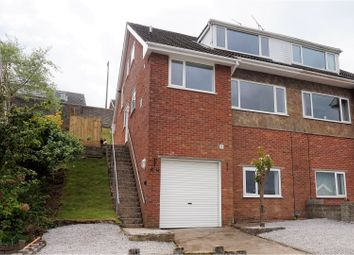 Thumbnail 3 bedroom semi-detached house for sale in Ravens Walk, West Cross