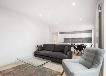 Thumbnail 1 bed flat to rent in Flagship House, Royal Crest Avenue, London