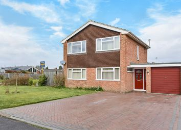 Thumbnail 4 bed detached house for sale in Blackwater Close, Oakley, Basingstoke