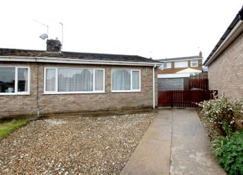 Thumbnail 2 bedroom semi-detached bungalow for sale in Woodland Rise, Driffield