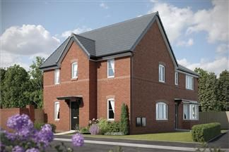 Thumbnail 3 bed semi-detached house for sale in Bewley Drive, Kirkby