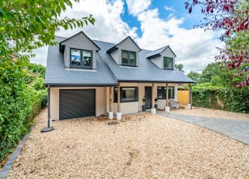 Green Lane, Lower Swanwick SO31. 5 bed detached house