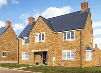 "Thumbnail 4 bedroom property for sale in ""The Milcombe"" at Oxford Road, Bodicote, Banbury"