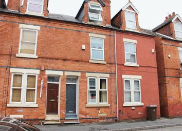 Thumbnail 3 bedroom terraced house to rent in Exeter Road, Forest Fields, Nottingham