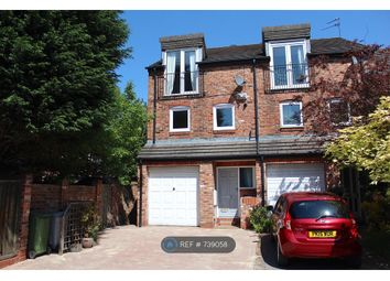 Thumbnail 3 bed semi-detached house to rent in Balmoral Way, Wilmslow