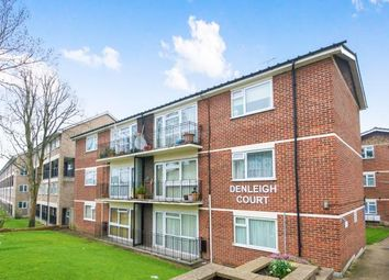 Thumbnail 2 bedroom flat for sale in Denleigh Court, Chase Road, Southgate, London