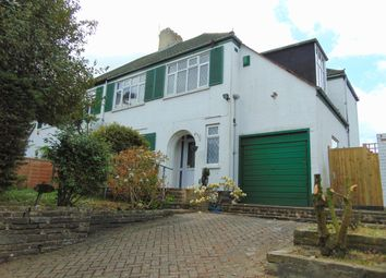 Thumbnail 4 bed semi-detached house for sale in Upper Selsdon Road, Selsdon, South Croydon