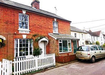 Thumbnail 2 bed cottage for sale in Lake View, Park Corner Road, Hartley Wintney, Hook