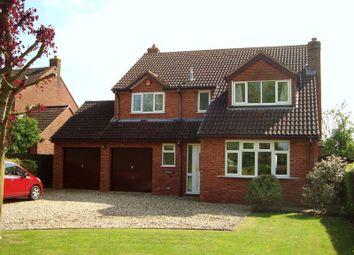 Thumbnail 4 bed detached house to rent in Sandhurst Lane, Sandhurst, Gloucester