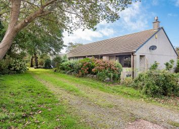 Thumbnail 3 bed detached bungalow for sale in Warwick Avenue, Illogan, Redruth