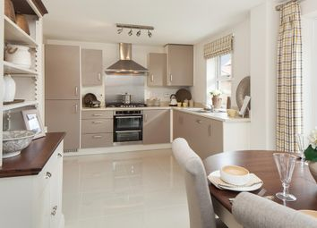 """Thumbnail 3 bed semi-detached house for sale in """"Hadley"""" at Great Denham, Bedford"""