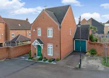 Thumbnail 3 bed detached house for sale in Stowell Close, Singleton, Ashford