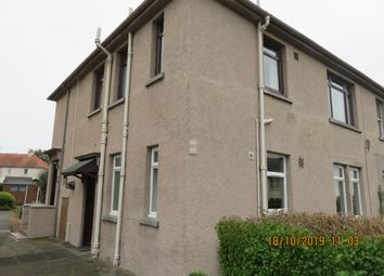 Thumbnail 2 bed flat to rent in Macindoe Crescent, Kirkcaldy, Fife