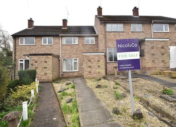 Thumbnail 3 bed terraced house for sale in Wells Close, Little Malvern, Worcester, Worcestershire