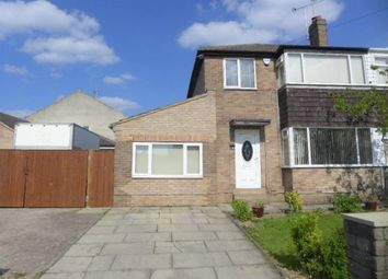 Thumbnail 4 bed semi-detached house for sale in Coppice Wood Crescent, Yeadon, Leeds