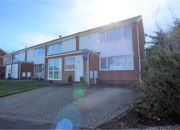 Thumbnail 2 bed end terrace house for sale in Chester Close, Washingborough