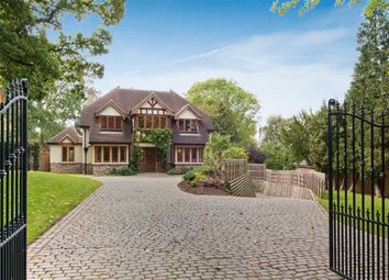 Thumbnail 5 bed detached house for sale in Arkley Lane, Arkley, Herts