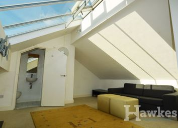Thumbnail 2 bed flat to rent in Cricketfield Road, London