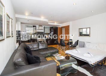 Thumbnail 2 bed flat for sale in Block Wharf, 20 Cuba Street, Canary Wharf