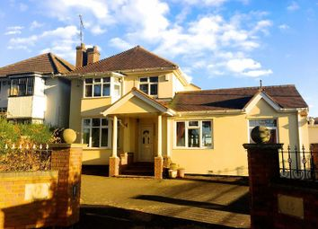 Thumbnail 4 bed detached house for sale in North Western Avenue, Kingsthorpe, Northampton