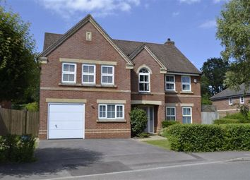 Thumbnail 5 bed detached house for sale in Spring Gardens, Wash Water, Newbury, Berkshire