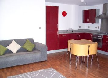 Thumbnail 1 bedroom flat to rent in South Quay, Kings Road, Swansea.