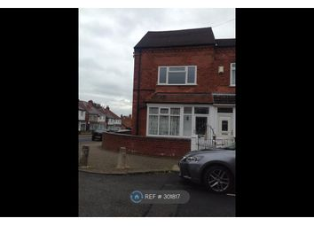 Thumbnail 4 bed terraced house to rent in Milner Road, Birmingham