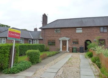 Thumbnail 3 bed terraced house to rent in Ashfield Crescent, Bromborough, Wirral
