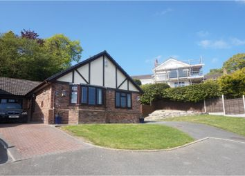 Thumbnail 3 bed detached bungalow for sale in Rhodfa Sant Elian, Colwyn Bay
