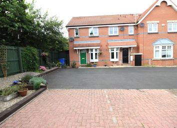 Thumbnail 2 bed semi-detached house for sale in Ingleton Gardens, Blyth