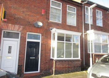 Thumbnail 4 bedroom terraced house to rent in Occupation Street, Newcastle-Under-Lyme