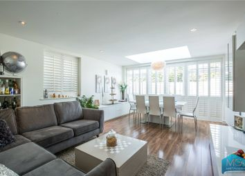 Thumbnail 3 bed end terrace house for sale in Highfield Road, Winchmore Hill, London