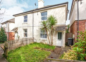Thumbnail 2 bedroom semi-detached house to rent in Crowhurst Road, St. Leonards-On-Sea
