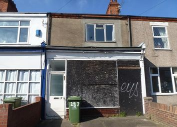 Thumbnail Retail premises for sale in 257, Wellington Street, Grimsby, North East Lincolnshire
