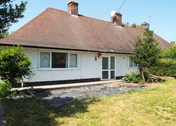 Thumbnail 2 bed bungalow to rent in Orston Drive, Wollaton, Nottingham