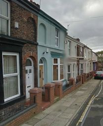 Thumbnail 3 bedroom terraced house to rent in Bodley Street, Anfield, Liverpool