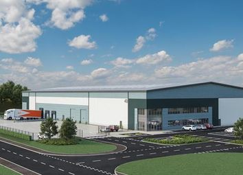 Thumbnail Light industrial to let in Plot 4, Ashroyd Business Park, M1, Barnsley