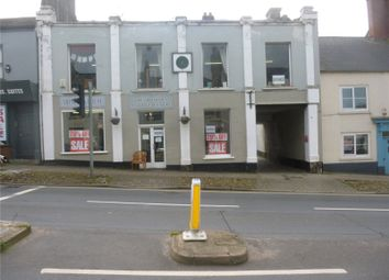 Thumbnail Retail premises for sale in 136 High Street, Honiton, Devon