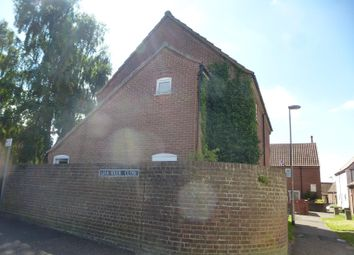 Thumbnail 1 bed flat to rent in Chandlers Close, Wymondham