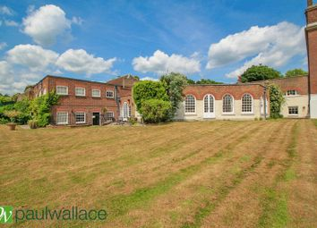 Thumbnail 4 bed country house for sale in Church Lane, Wormley, Broxbourne