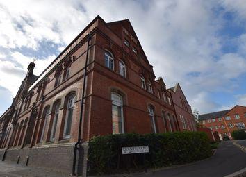 2 bed flat for sale in Grants Yard, Burton-On-Trent DE14