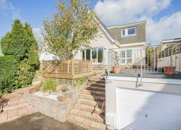 Thumbnail 4 bedroom detached house for sale in Manor Road, Abbotskerswell, Newton Abbot