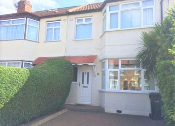 Thumbnail 4 bedroom terraced house to rent in Goldsdown Road, Enfield